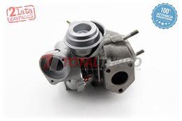 Turbosprężarka turbina BMW 320 d (E46), BMW X3 2.0 d (E83/E83N)