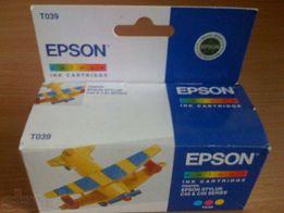 Картридж цветной EPSON T039