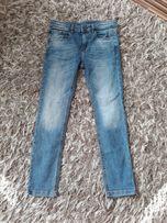 Zara jeansy 140