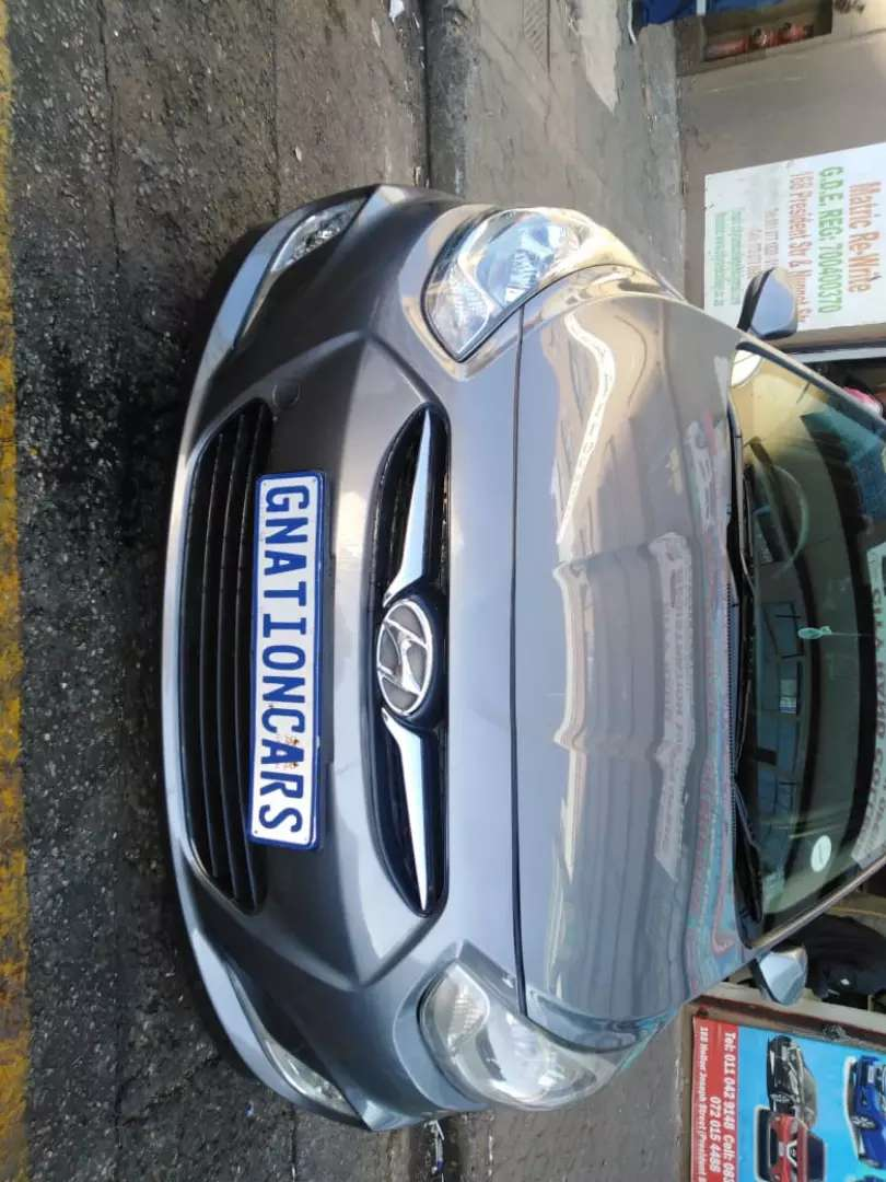Hyundai accent 1.6 for sale 0