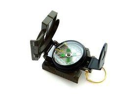 Kompas busola metalowy wojskowy KP003