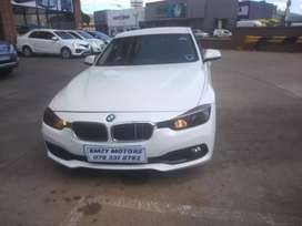 BMW 2017 F30 320D AUTO WITH SERVICE BOOK