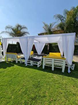 Cabana Tent For Hire