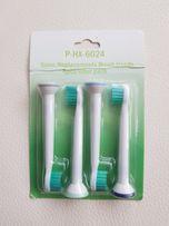 Насадки для электрических зубных щёток PHILIPS