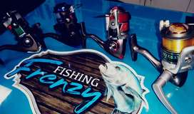 FISHING FRENZY TACKLE STORE