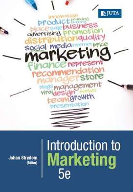 Introduction to marketing 5th ed