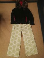 Spodnie na snowboard damskie M