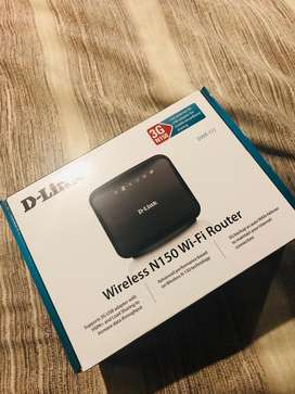 D-link wireless wifi router