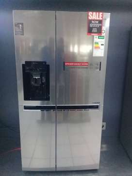 LG side by side Fridge, 2019 model