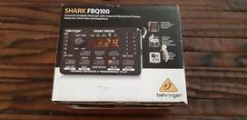 SHARK FBQ100 Automatic Feedback Destroyer - MINT CONDITION
