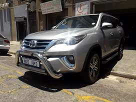2017 TOYOTA FORTUNER 2.8GD6 MANUAL