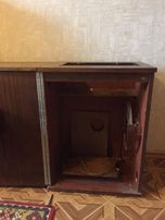 Продам стол для ножной швейной машинки Чайка 3 с приводом