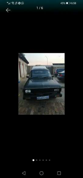 Nissan 1400 Engine everything 100%