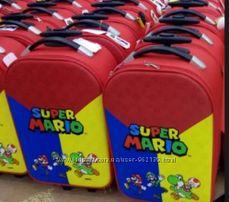 Чемодан детский Super Mario