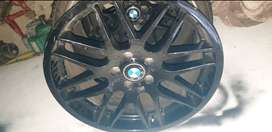 """19"""" M3 CSL rims and tyres"""