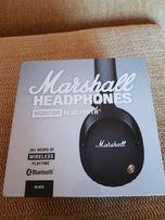 Новые блютуз наушники Marshall Heabphones
