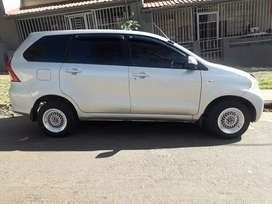 2013 Toyota Avanza, 75,000km, 7 seater, manual, engine 1.5