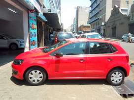 VW polo 6 1.6 model 2011 For SALE