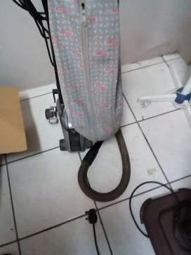 Kirby vacuum with all attachments