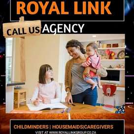Childminders,Caregivers and Cleaners