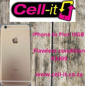 iPhone 6s Plus Flawless condition