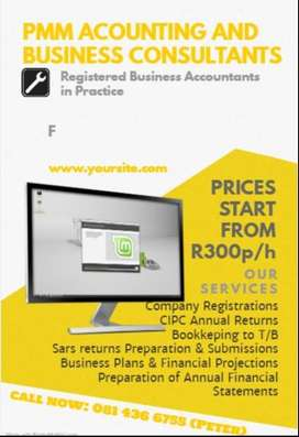 Tax, Accounting and Bookkeeping Service