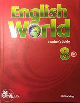 Учебник English World 8 Teacher's book