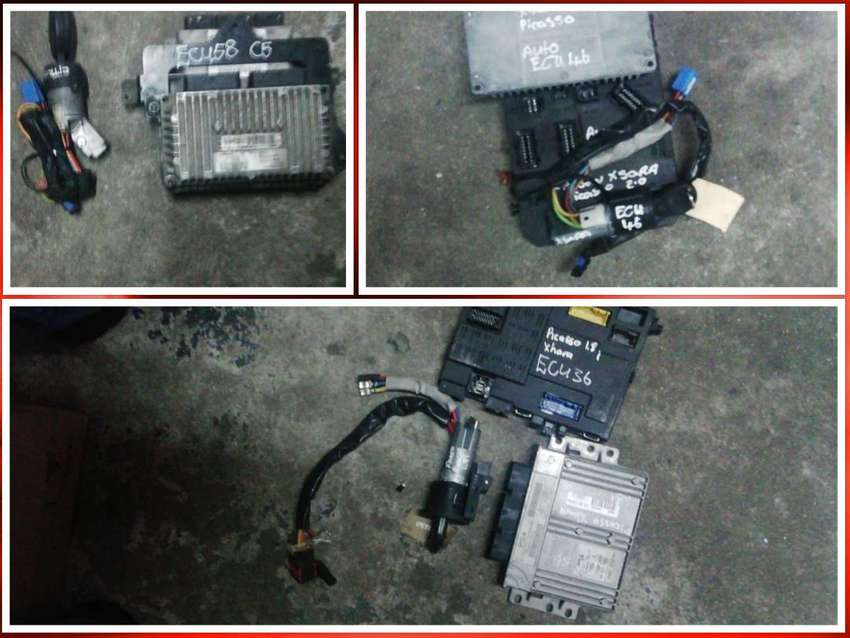 Citroen ECU kits for sale. 0