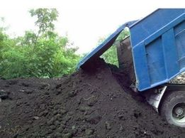 Чернозём перегной доставим любой тоннаж песок щебень отсев жерства