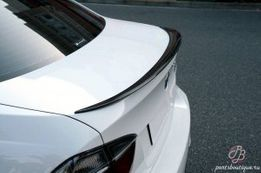 Карбоновый Спойлер На Крышку Багажника Bmw 3 Series E90 Performance