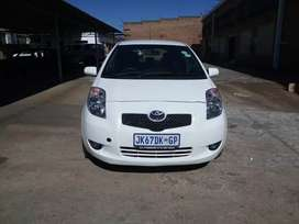2007 Toyota Yaris T3 manual 55000km for sale