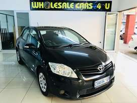 1 owner auris with full agent service history and spare keys !!!