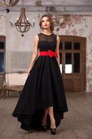 Платье вечернее хорошо держит форму от производителя 42-50р дёшево