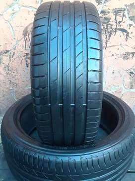 225/40/18 runflat tyres