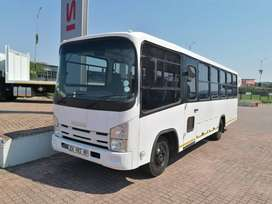 Isuzu 34 Seater Bus