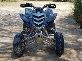 Raptor 660 special edition 2006 selling for spares
