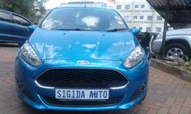 FORD FIESTA ECOBOOST   1.0