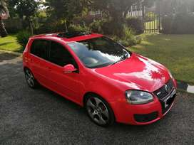 Golf 5 GTI Great Condition