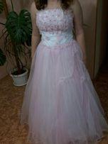 Выпускное платье 2000руб. Торг