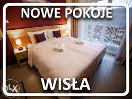 Noclegi Wisła - NOWE luksusowe POKOJE 2 osobowe w Wiśle. Godne uwagi!
