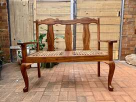 Blackwood Riempies 2 Seater