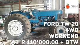 Ford TW 20 4 wd
