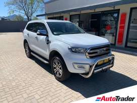 Ford Everest 2.2TDCi XLT Auto