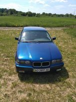 Продам BMW 318 IS на украинских номерах 1.8 двигатель