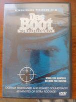 Das Boot (a director's cut) - Wolfgang Petersen (DVD, original U.S.A.)
