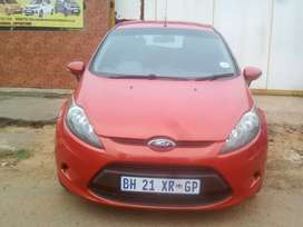 2013 Ford Fiesta 1.4 for sale
