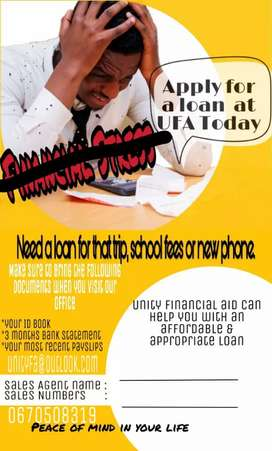 R4000 Loan! 10 minutes approval!