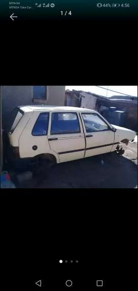 Selling nun runner with all the parts and papers