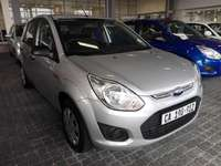 Image of Ford Figo 1.4 Ambient (2016) Silver 16000km