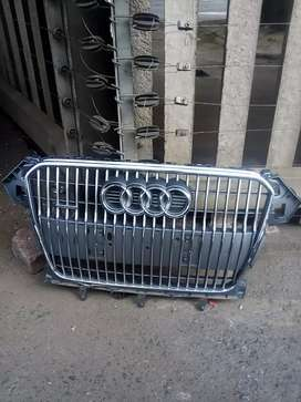 Grill for Audi a4 B8 facelift station wagon